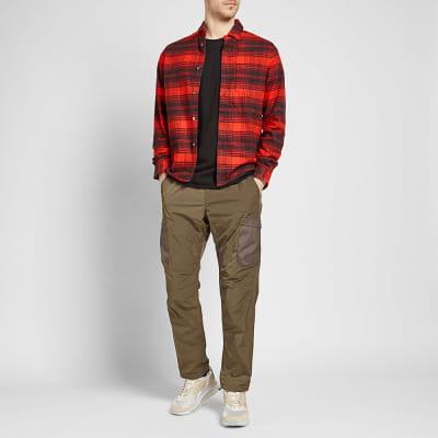 John Elliott Straight Hem Shirt