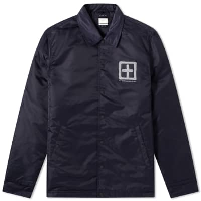 Ksubi Sign of the Times Coach Jacket