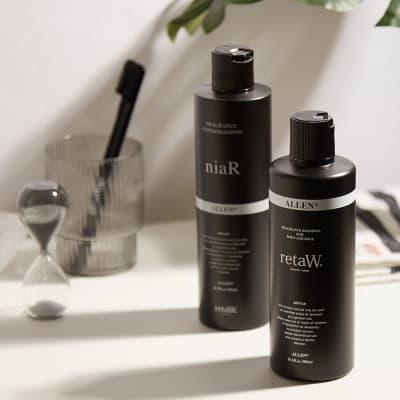 retaW Fragrance Body Shampoo
