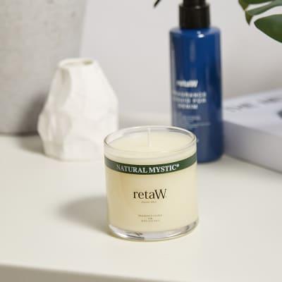 retaW Fragrance Candle
