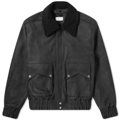 Rhude Vintage Pilot Jacket