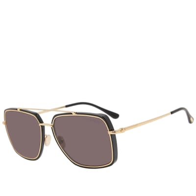 Tom Ford FT0750 Navigator Sunglasses