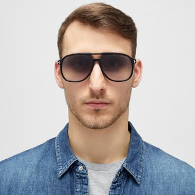 Tom Ford FT0753 Navigator Sunglasses