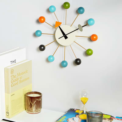 Vitra George Nelson Ball Wall Clock