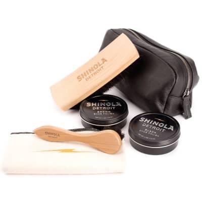 Shinola Leather Care Travel Kit