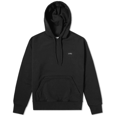 AMI Tricolour Lower Case Logo Hoody