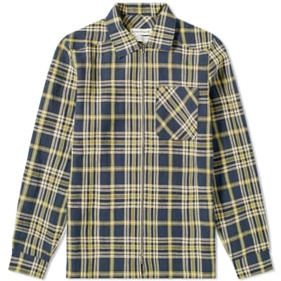 A Kind of Guise Delon Zip Overshirt