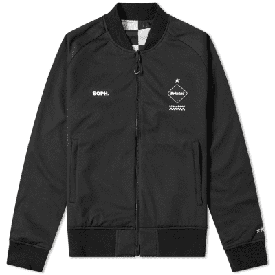 F.C. Real Bristol Reversible PDK Jacket