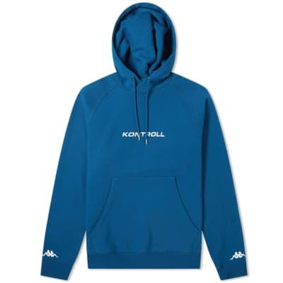 Kappa Kontroll Straight Logo Hoody