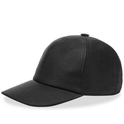 Rick Owens DRKSHDW Slogan Rib Baseball Cap
