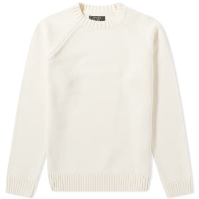 Beams Plus Crew Neck Knit