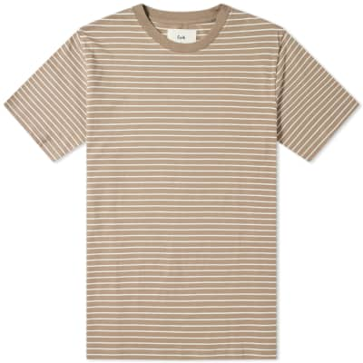 Folk Pencil Stripe Tee