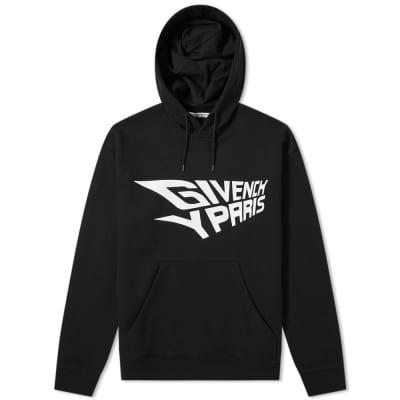 Givenchy Extreme Logo Gid Hoody