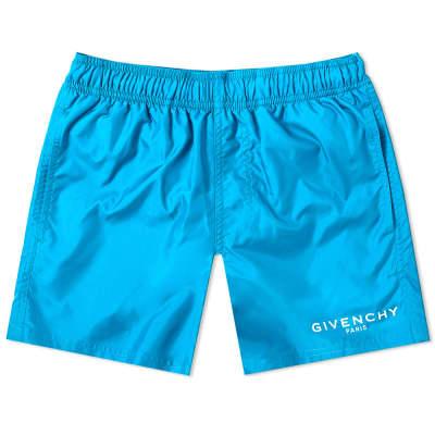 Givenchy Logo Short Swim Short