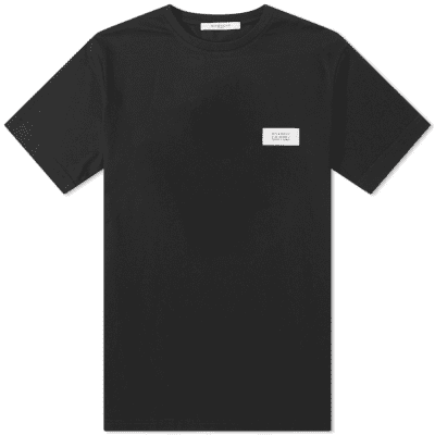 Givenchy Paris Logo Tee