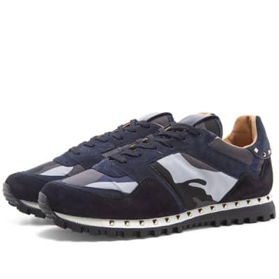 Valentino Studded Sneaker