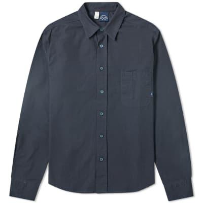 Bleu de Paname Ripstop Overshirt