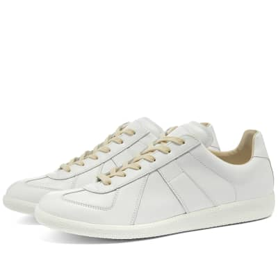 Maison Margiela 22 Leave a Message Low Top Runner