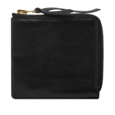 The Real McCoy's Horsehide Wallet