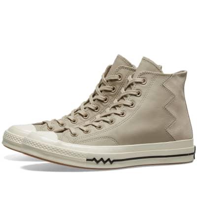 Converse Chuck Taylor 1970s VLTG Leather & Suede W