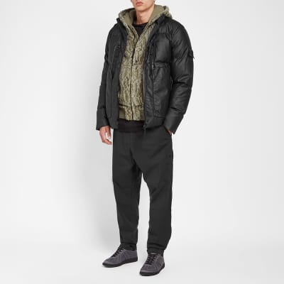 Stone Island Shadow Project Lasered Poly-Hide Down Jacket