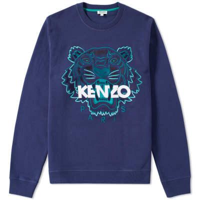 Kenzo Tiger Face Crew Sweat