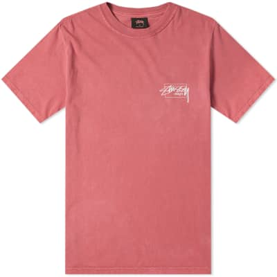 Stussy Modern Age Pigment Dyed Tee