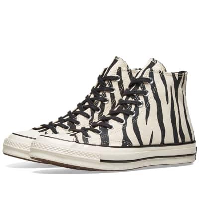 Converse Chuck Taylor 1970s Hi Zebra Canvas
