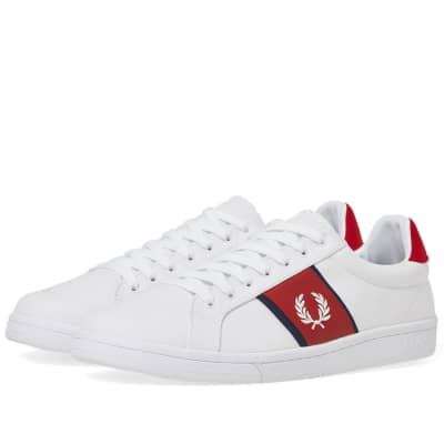 Fred Perry B721 Canvas Sneaker
