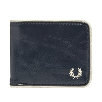 Fred Perry Classic Billfold Wallet
