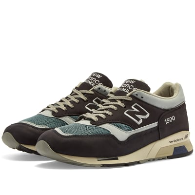 New Balance M1500OGN 30th Anniversary 'Japanese Vintage' - Made in England