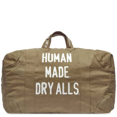 Human Made Officers Duffle Bag