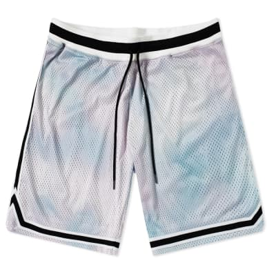 John Elliott Tie Dye Basketball Short