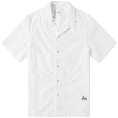 Wood Wood Short Sleeve Brandon Vacation Shirt