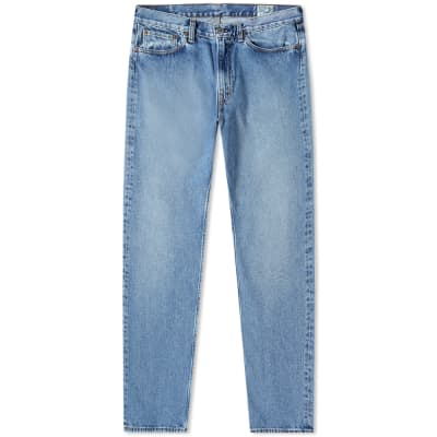 orSlow Dad Denim Pant
