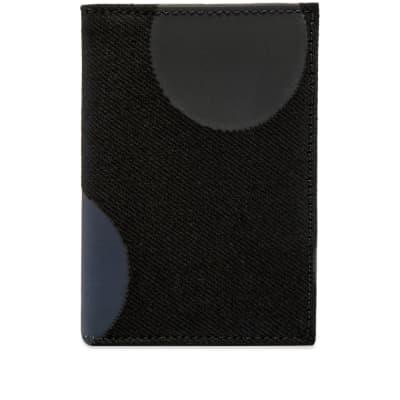 Comme des Garcons SA0641RD Rubber Dot Wallet