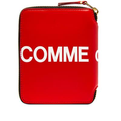 2767683cbc Comme des Garcons SA2100HL Huge Logo Wallet