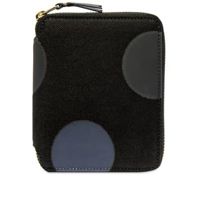 Comme des Garcons SA2100RD Rubber Dot Wallet