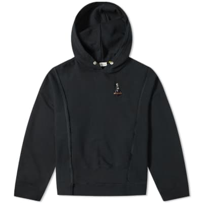 Moncler Genius - 8 Moncler Palm Angels Maglia Hoody