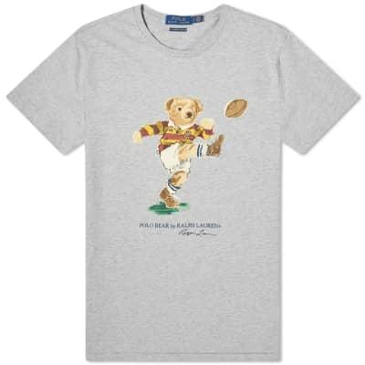Polo Ralph Lauren Rugby Bear Tee