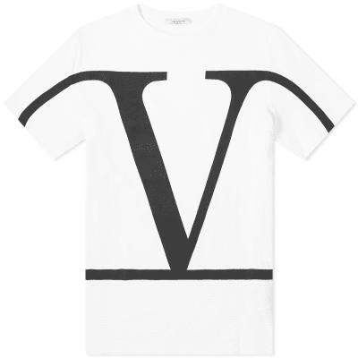 Valentino Go Logo Tee