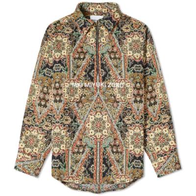 MKI Tapestry Overshirt