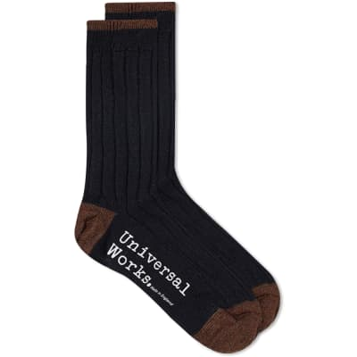 Universal Works Hike Sock