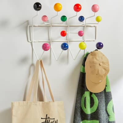 Vitra Charles & Ray Eames 1953 Hang it all