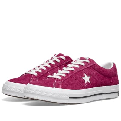 Converse One Star Ox Vintage Suede