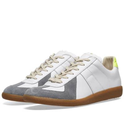 Maison Margiela 22 Replica Colour Block Sneaker