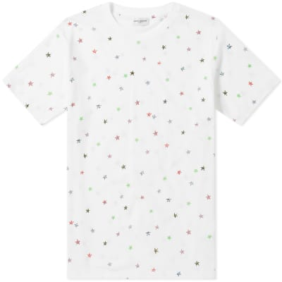 Saint Laurent Stars Tee