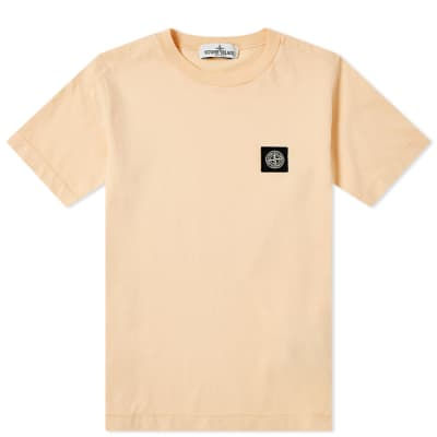 Stone Island Junior Patch Tee