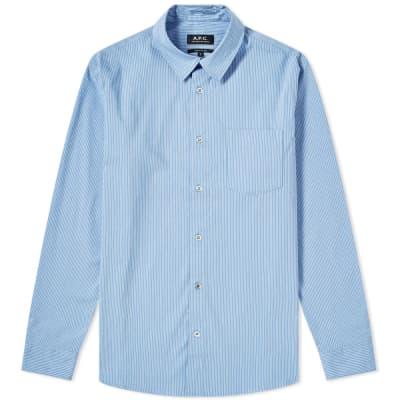 A.P.C. Barthelemy Classic Shirt