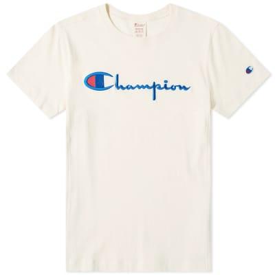 Champion Reverse Weave Women's Logo Script Tee